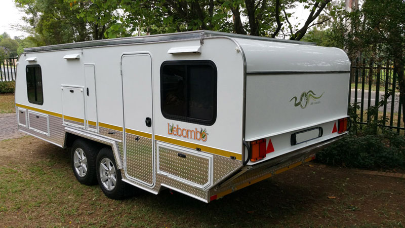 Aloe Caravans Lebombo